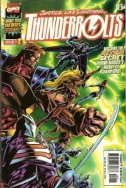 Thunderbolts Comics (1996 Series)
